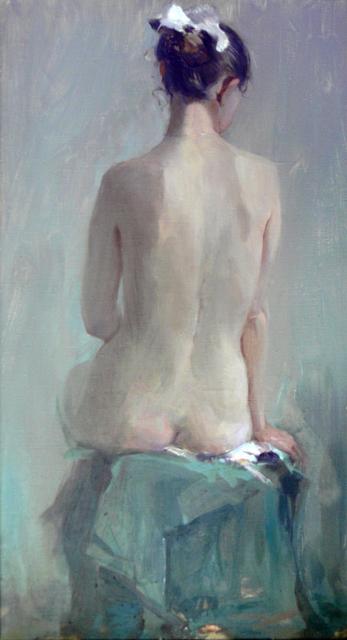 Oleg Aleksandrovich Leonov, 'Nude', 1989, Surikov Foundation