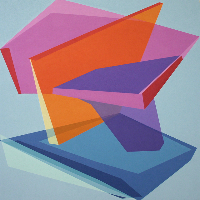, 'Temporary Case,' 2017, Imlay Gallery