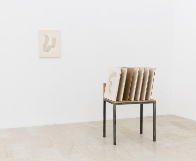 , 'Porta Pittura delle tre mosse,' 2018, Galeria Jaqueline Martins