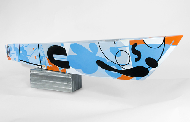 , 'Glide,' 2008, CMay Gallery