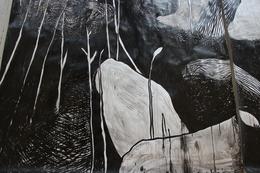 , 'Red Noise Meditation,' 2014, Kunstforeningen GL STRAND
