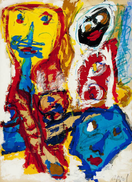 , 'Untitled,' 1966, HUNDERTMARKartFAIR