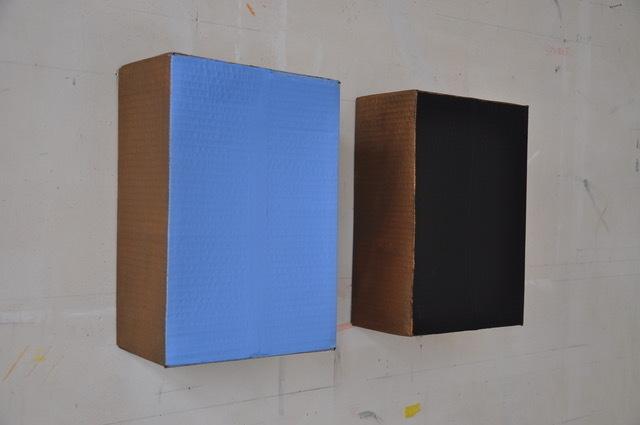 , 'Dix Jours / Dix Nuits (gold),' 1985, Tatjana Pieters