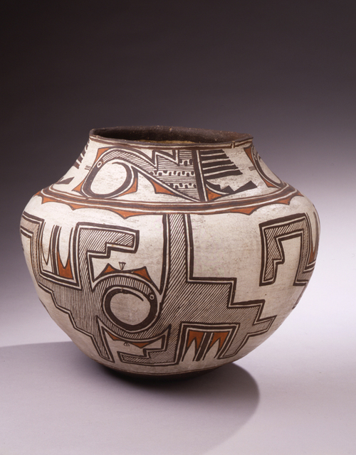 , 'Water Jar; New Mexico,' ca. 1890, Newark Museum