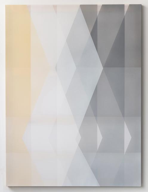 , 'abberation,' 2019, Ronchini Gallery