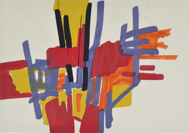 , 'Le départ,' 2013, Sfeir-Semler