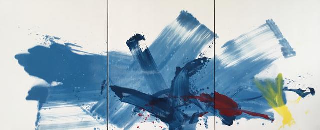 , 'Z-AC1741,' 2017, Galerie Krinzinger