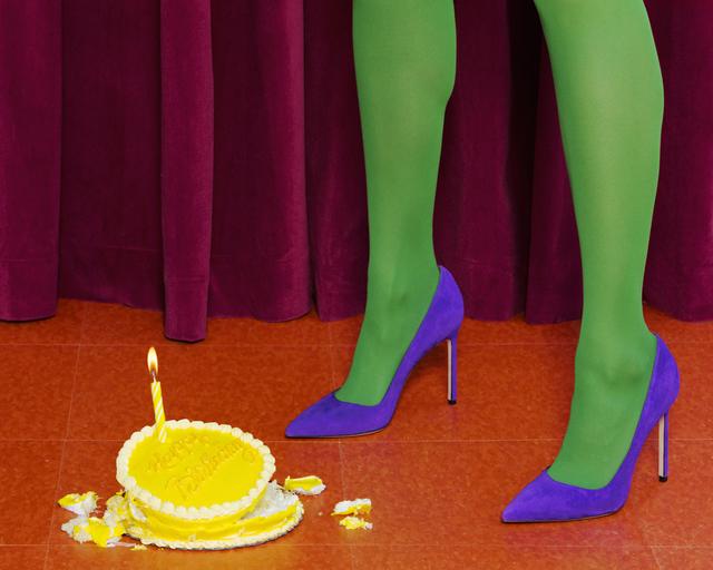 , 'Make a Wish,' 2014, De Soto Gallery