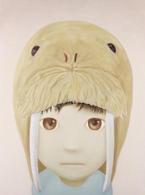 , 'walrus boy,' 2016, Gallery Tsubaki
