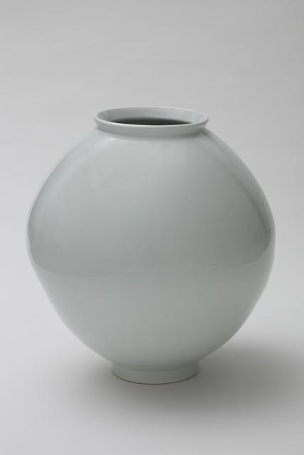 Yongsoon Lee, 'Moon Jar', 2020, Sculpture, White Porcelain, Gallery LVS