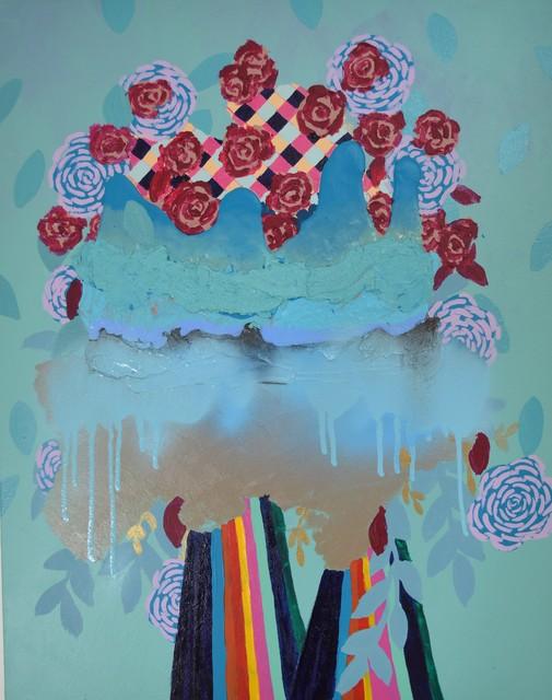 , 'Untitled 7 (Rainbow),' 2017, LAUNCH LA