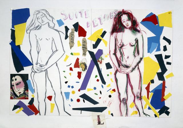 , 'Suite D'etudes,' 1977, Quogue Gallery