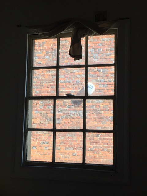 , '2nd June - Bedroom, Farnham (with Window),' 2018, Galerie Fons Welters