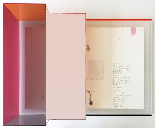 , 'Pennsylvania blind drawings: exit 262,' 2016, Referência Galeria de Arte