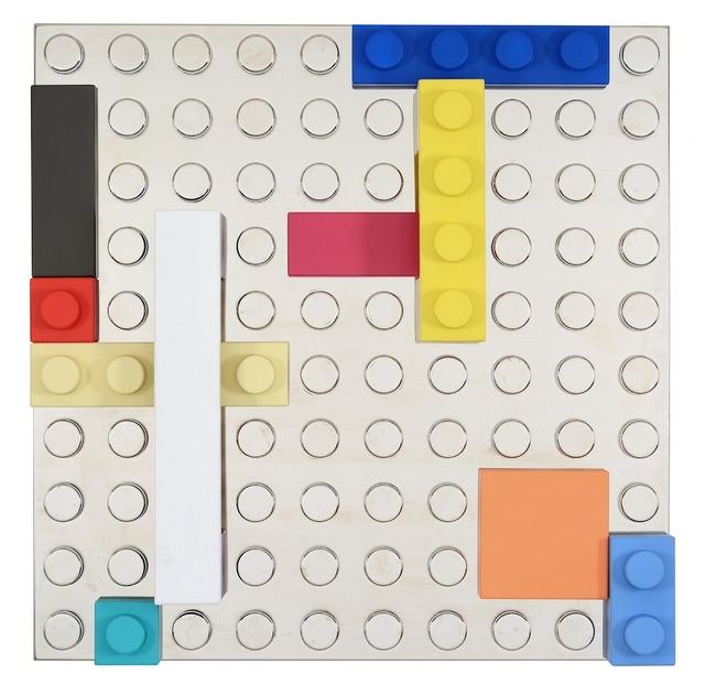 , 'L'Ego Mondrian,' 2016, Lorenzelli arte