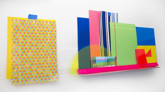 , 'Bild Objekt #9,' 2016, Johannes Vogt Gallery