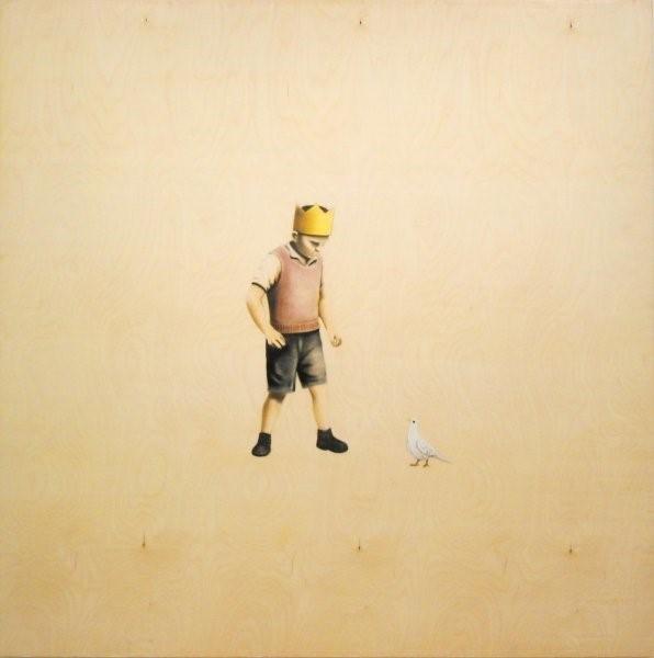, 'Secrets in White,' 2000, ÆRENA Galleries and Gardens