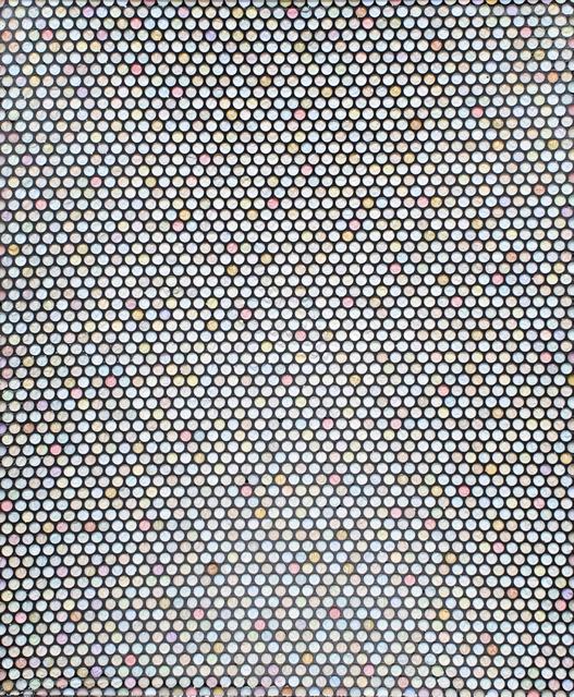 , 'dispersion #1594,' 2018, Hosfelt Gallery