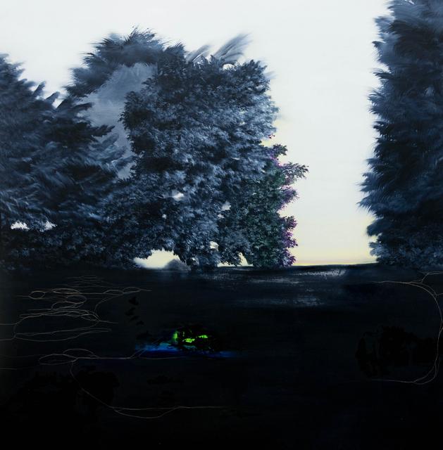 , 'g8/37d,' 2015, Galerie Isabelle Lesmeister