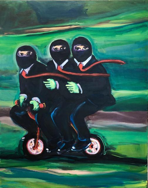 Yassine Balbzioui, 'Caravan on the Green Hill', 2019, Kristin Hjellegjerde Gallery