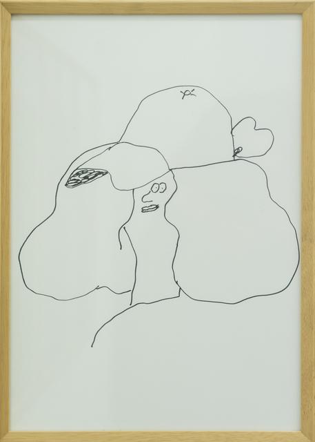 , 'Portrait series 4,' 2017, Ruttkowski;68
