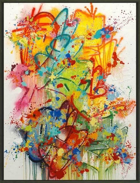 , 'L'Audace,' 2018, Galerie Art Jingle