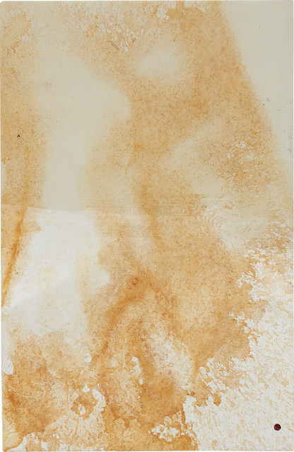 Andy Warhol, 'Piss Painting', 1977-78, Painting, Urine and acrylic on linen, Phillips