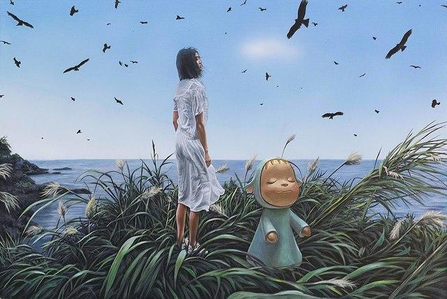 , 'Freedom is like a dream 像梦一样自由,' 2017, Amy Li Gallery