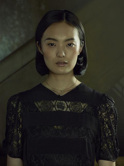 , 'Shanghai 1933 Portrait 02,' 2017-2018, Danysz Gallery