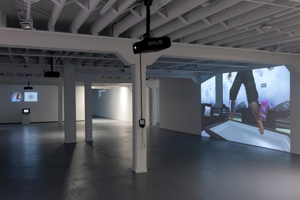 Installation view: Open Call – Web-Based Art, 2015. Courtesy of the Artists and ICA Miami. Photo: Silvia Ros