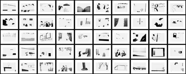 , 'Less Américains (Portfolio) 83 prints,' 2013, Bruce Silverstein Gallery