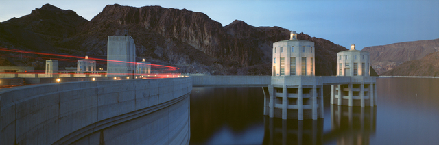 , 'Hoover Dam, Arizona/Nevada,' 1994, Robert Klein Gallery