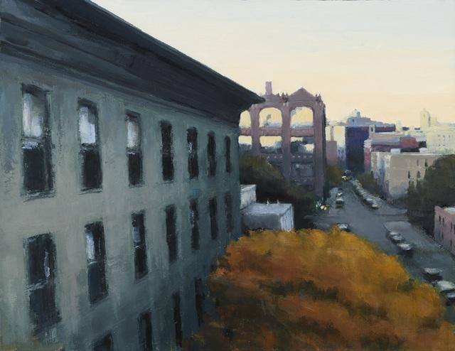 , 'Dawn,' 2016, Paul Thiebaud Gallery