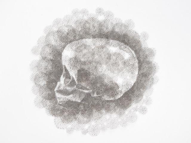 Walter Oltmann, 'Infant Skull II', 2015, Goodman Gallery