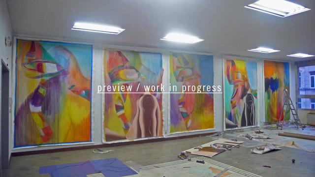, 'Cold Shoulder Series,' 2016, Trendbeheer i.s.m. Art Agent Orange
