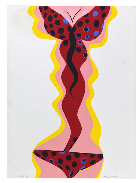 , 'Polka,' 1965, Sims Reed Gallery