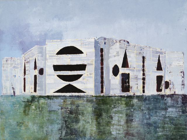 , 'National Parliament House of Bangladesh,' 2017, Leila Heller Gallery