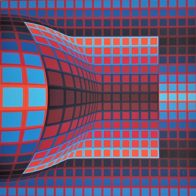, 'Optical Cube,' 1975, BOCCARA ART