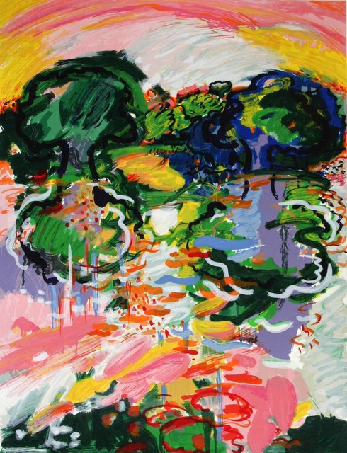 Yehouda Chaki, 'First Light', 1993, Galerie de Bellefeuille