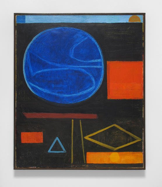 , 'Composition 10,' 1948, Inman Gallery