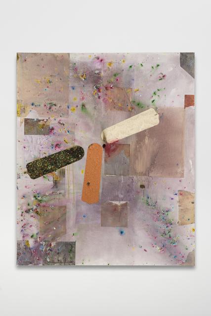 , 'Blade Runner: Lavender Rainbow,' 2016, Galerie Nathalie Obadia
