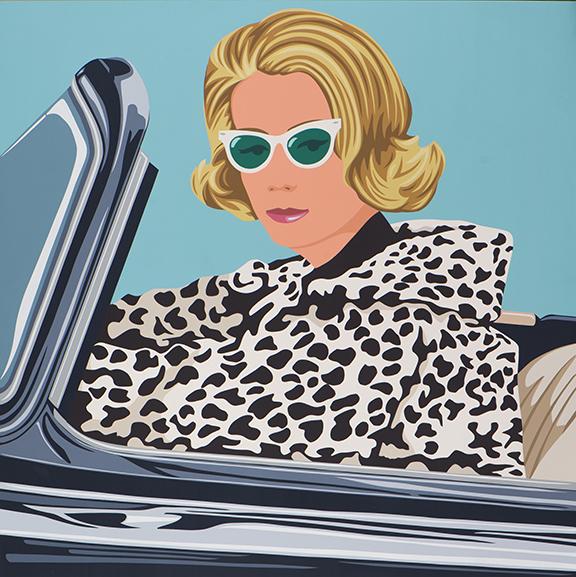 , 'Mona Lisa of the Motorway,' , Joanne Artman Gallery