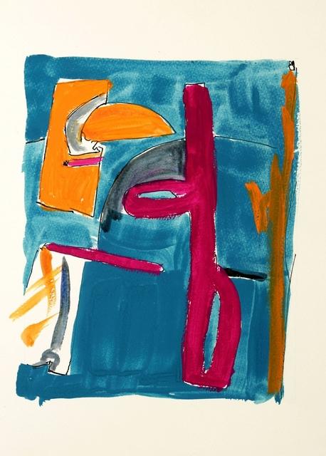 , 'Untitled (Study, Trouble Shooting),' 2015, Galerie Kornfeld