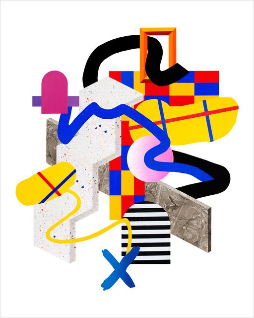 , 'Simpler Times Recut,' 2017, Tempe Digital