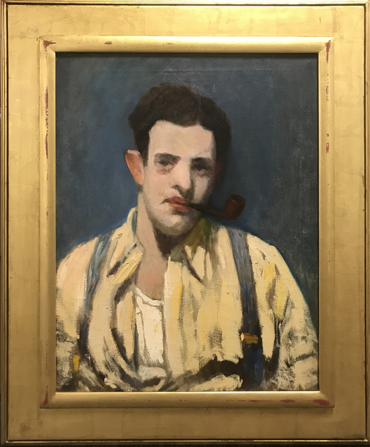 , 'Portrait of Lee J. Cobb,' 1933, Cavalier Galleries