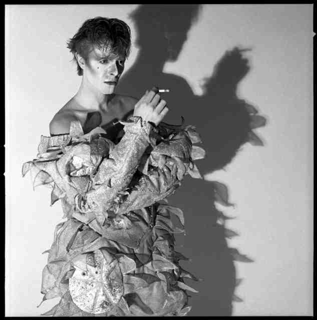 , 'David Bowie: Scary Monsters (& Super Creeps), Smoking with Shadow,' 1980, Gallery Vassie