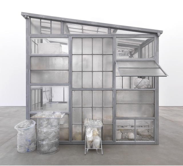 , 'Transparent Room,' 2010, Gagosian