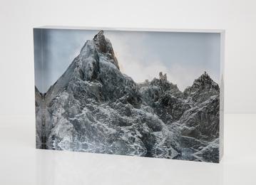 PLATE 34 #102 s | France, Mont Blanc Massif, November 2017