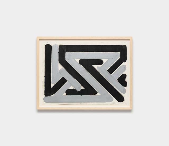 , 'desenho #009,' 2017, Galeria Raquel Arnaud