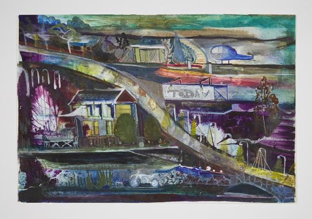, 'Today,' 2016, Josh Lilley